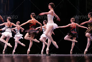 Ballet Musical Movie