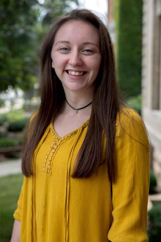 Headshot of Danica Cheney